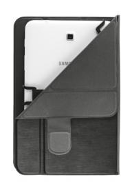 Trust Aexxo Universal Folio Case 9,7'' Fekete Tablet Tok (21069)