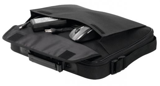 Trust Atlanta Carry Bag 17.3'' Fekete Notebook Táska (21081)