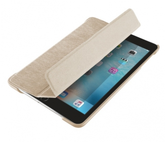 Trust Aurio Smart Folio iPad mini 4 Arany Tablet Tok (21105)