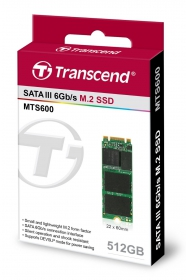 Transcend 2260 Premium  512GB M2 Sata SSD (TS512GMTS600)