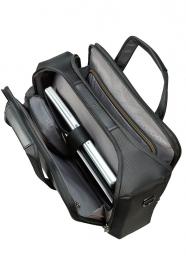 Samsonite BAILHANDLE ERGO-BIZ 17,3'' fekete notebook táska (46U-009-007)