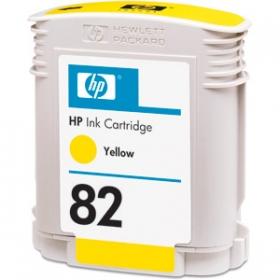 Hp 82 sárga tintapatron (C4913A)