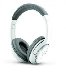 ESPERANZA LIBERO bluetooth fehér-szürke mikrofonos fejhallgató (EH163W)