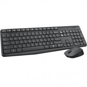 Logitech MK235 wireless angol billentyűzet+egér (920-007931)