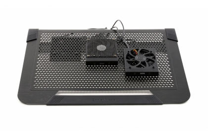 Cooler Master Notepal U3 Plus  19'' fekete notebook hűtő (R9-NBC-U3PK-GP)