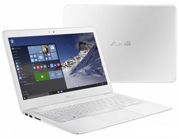 Asus ZenBook  UX305CA-FC213T fehér notebook (90NB0AA2-M06120)