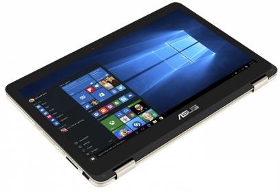 Asus ZenBook Flip UX360CA-C4006T Arany Notebook (90NB0BA1-M00150 )