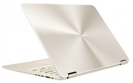 Asus ZenBook Flip UX360CA-C4130T Arany Notebook (90NB0BA1-M03340)