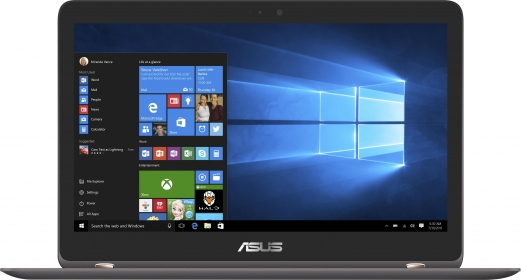 Asus ZenBook Flip UX360UA-DQ119T Szürke Notebook (90NB0C02-M04180)