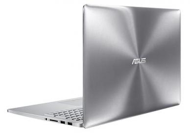 Asus ZenBook Pro UX501JW-CN504T Ezüst Notebook (90NB0872-M09290)