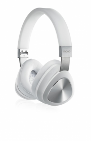 Rapoo S700 bluetooth fehér fejhallgató (156024)