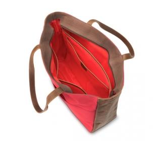 HP V1M57AA 14'' Női Notebook táska Piros/Barna