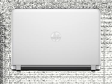 HP Pavilion 15-ab109nh V4M07EA Fehér Notebook