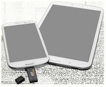 Corsair Flash Voyager GO OTG 64GB pendrive (CMFVG-64GB-EU)
