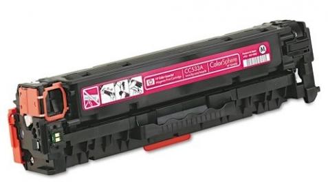 HP 304A magenta toner (CC533A)