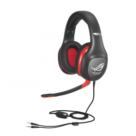 ASUS VULCAN PRO/BLK/ALW+UBW/AS wireless mikrofonos fekete gamer headset (90-YAHI7180-UA00-)