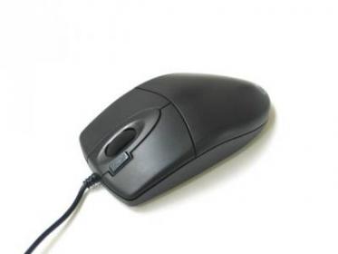A4Tech EVO Opto Ecco 612D USB optikai fekete egér (A4TMYS30398)