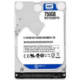 Western Digital Scorpio Blue 2,5'' 750GB 8MB SATA3 Merevlemez (WD7500BPVX)
