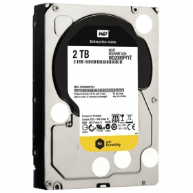 Western Digital Re 3,5'' 2TB 64MB SATA3 Merevlemez (WD2000FYYZ)