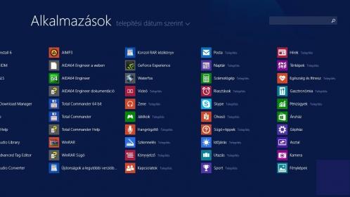 Microsoft Windows 8.1 Pro 64bit HUN FQC-06945