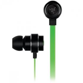 Razer Adaro In-Ears fekete-zöld mobil headset (RZ12-01090100-R3M1)