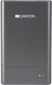 CANYON  CNE-CMB1 USB fekete memóriakártya olvasó