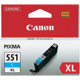 Canon CLI-551XL C ciánkék  tintapatron (6444B001)