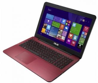 Asus X540LJ-XX107D Piros notebook (90NB0B14-M01820)