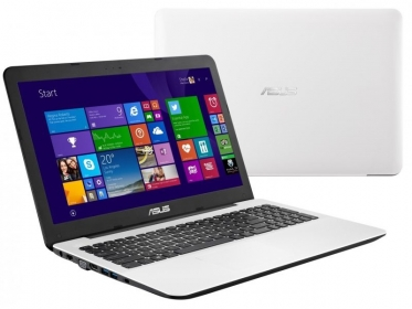ASUS X554SJ-XX052D  Fehér Notebook