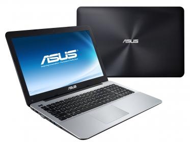 Asus X555UA-XO073D Fekete-Ezüst Notebook