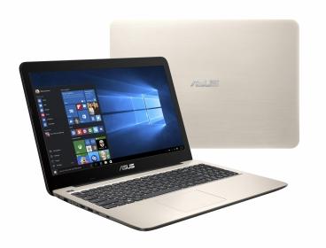 ASUS VivoBook X556UQ-XO187D  Arany Notebook (90NB0BH3-M02130)