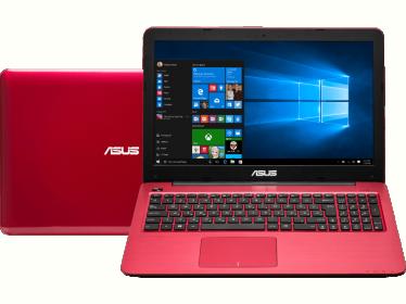 ASUS X556UV-XO095D Piros Notebook (90NB0BG4-M01090)