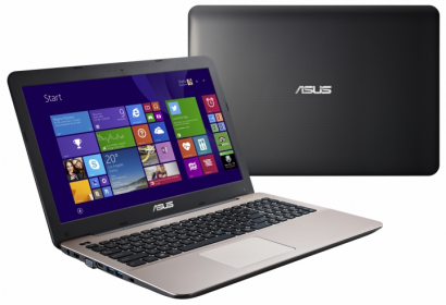 ASUS X556UV-XO099D Barna Notebook (90NB0BG1-M01130)