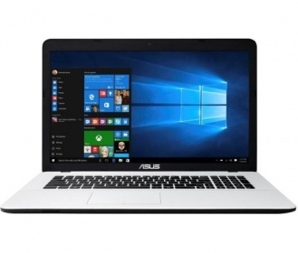 ASUS X751SJ-TY014D  Fehér Notebook (90NB07S2-M00210)