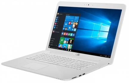 Asus X756UA-TY089T Fehér Notebook (90NB0A02-M01160)