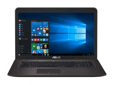 Asus X756UB-TY010T Barna Notebook (90NB0A11-M01010)