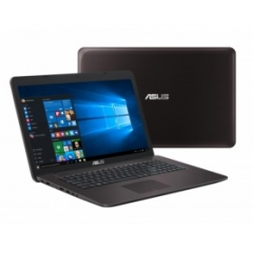 Asus X756UV-TY037D  Barna Notebook (90NB0C71-M00370)