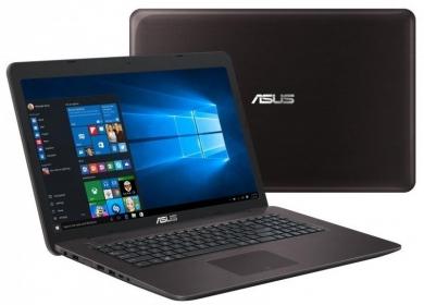 ASUS X756UX-T4027D Barna Notebook