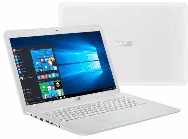 ASUS X756UX-T4111T Fehér Notebook (90NB0A32-M01300)