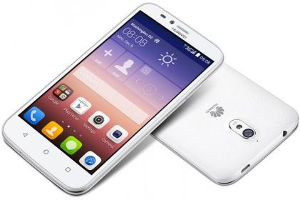 Huawei Ascend Y625 Dual SIM Fehér Okostelefon  (Y625-U51-W)