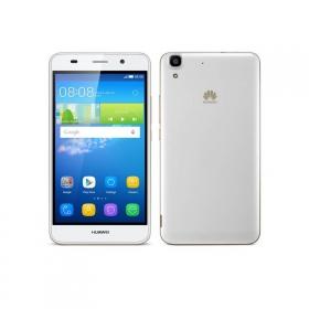 Huawei Y6 II Compact LTE Dual Sim Fehér Okostelefon (51090QFW)