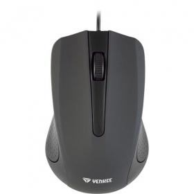 Yenkee YMS 1015BK USB optikai fekete egér