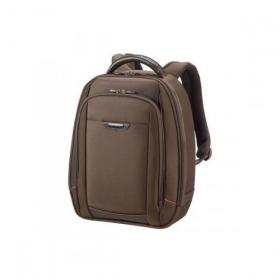 Samsonite PRO-DLX 4 LAPTOP BACKPACK M 14.1'' barna notebook hátizsák (35V-013-006)