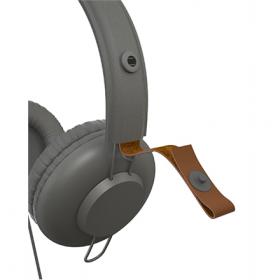 ACME HA-08G szürke mikrofonos fejhallgató (ACFHSASZ)