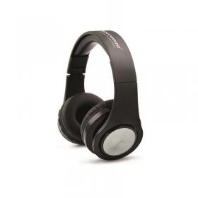 ESPERANZA FLEXI bluetooth fekete-ezüst mikrofonos fejhallgató (EH165K)