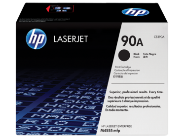 HP  90A fekete toner (CE390A)
