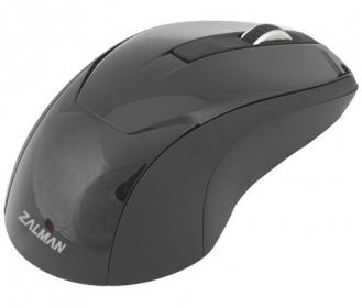 Zalman ZM-M200 USB optikai fekete gamer egér (ZM-M200)