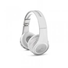 ESPERANZA FLEXI bluetooth mikrofonos fehér-ezüst fejhallgató (EH165W)