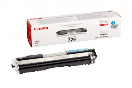 Canon CRG-729C cián toner