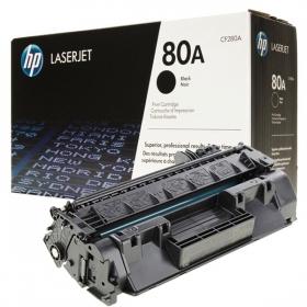 HP 80A fekete toner (CF280A)